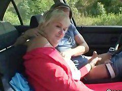 Im Auto Bumsen